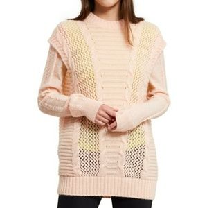 Sweaters - Opening Ceremony -S- Knit Sweater